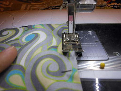 machine rolled edge