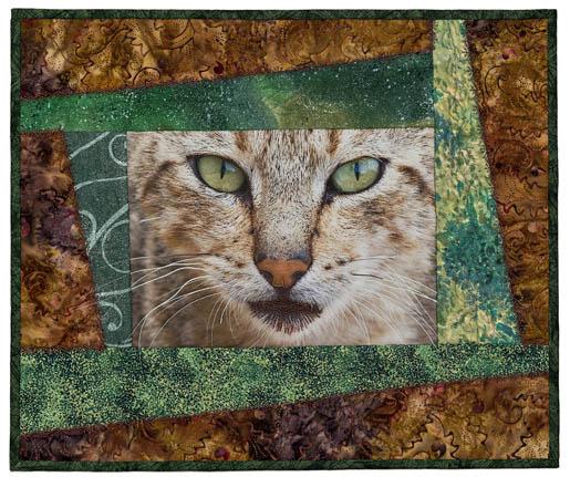 wild cat quilt