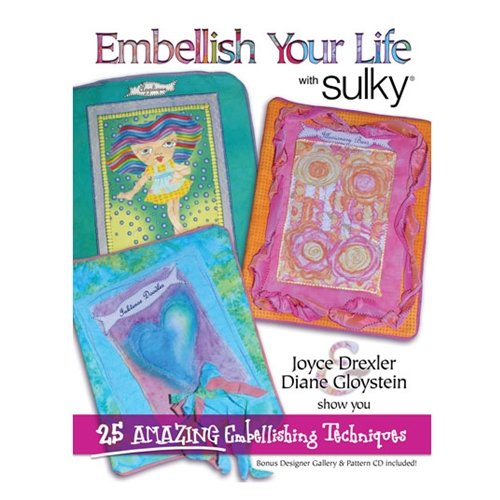 Embellish Your Life with Sulky - book cover