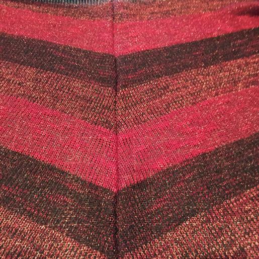 matching stripes, chevron