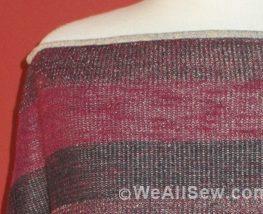 shoulder wrap or scarf