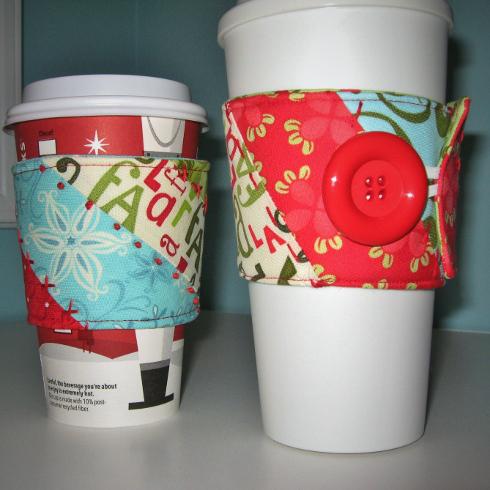 DY coffee sleeve