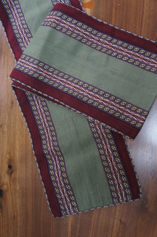 Alpaca Tablerunner