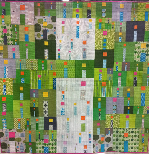 Best In Show QuiltCon 2015, Kathy York, i Quilt