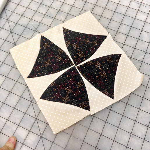 Pieced Quilt Part
