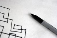 Squared Technique Sketch
