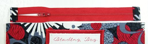How to sew a binding bag
