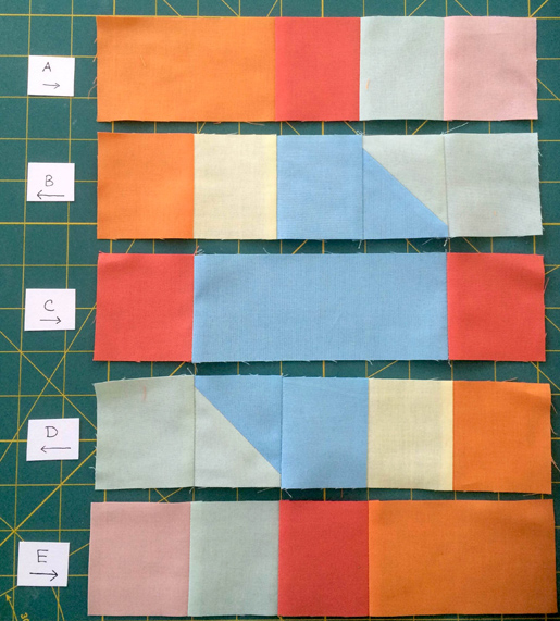 How to make a star crossed quilt