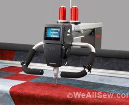 BERNINA Q24 longarm quilting machine