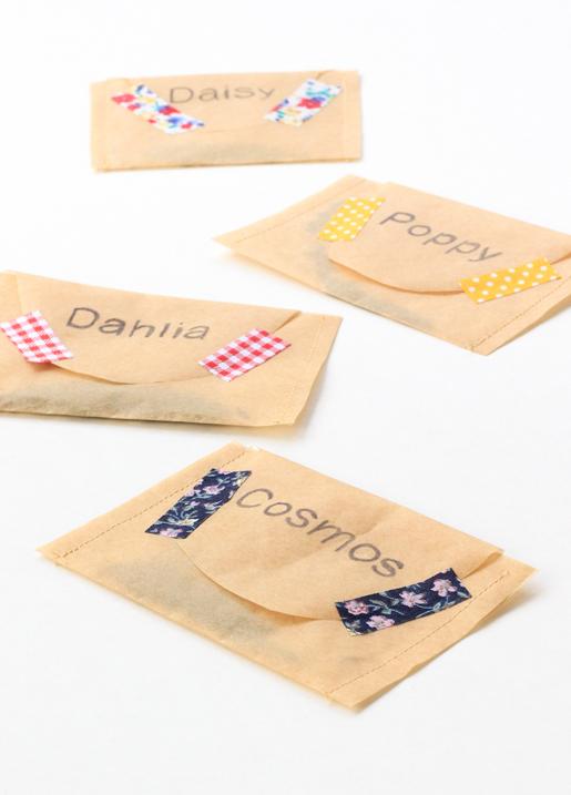 Custom Parchment Paper Envelopes