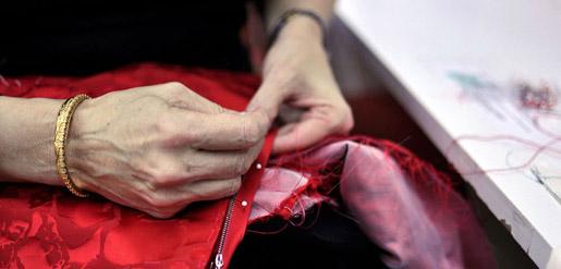 Susan Khalje Constructing Garments
