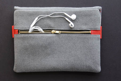 BERNINA DIY iPad Case Tutorial