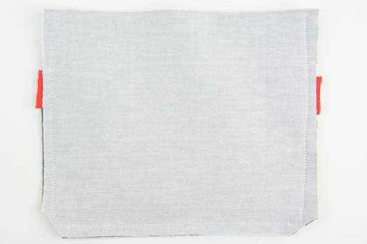 BERNINA Wool-iPad-Case-Clipping_Turning_Step 8
