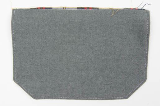 BERNINA Wool-iPad-Case-Turning_Step 9