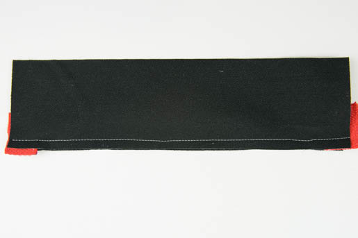 BERNINA Wool-iPad-Case-Zipper_Pinning_Step 3