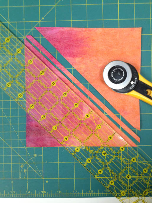 BERNINA Woven Collage Tip Step 3
