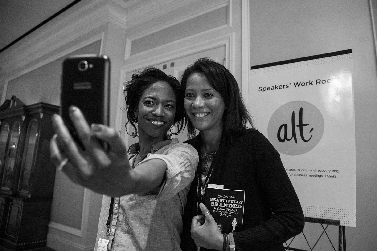 Alt Summit Summer 2015 - Speaker, sewpreneur and Author of Beautifully Branded Olivia Omega