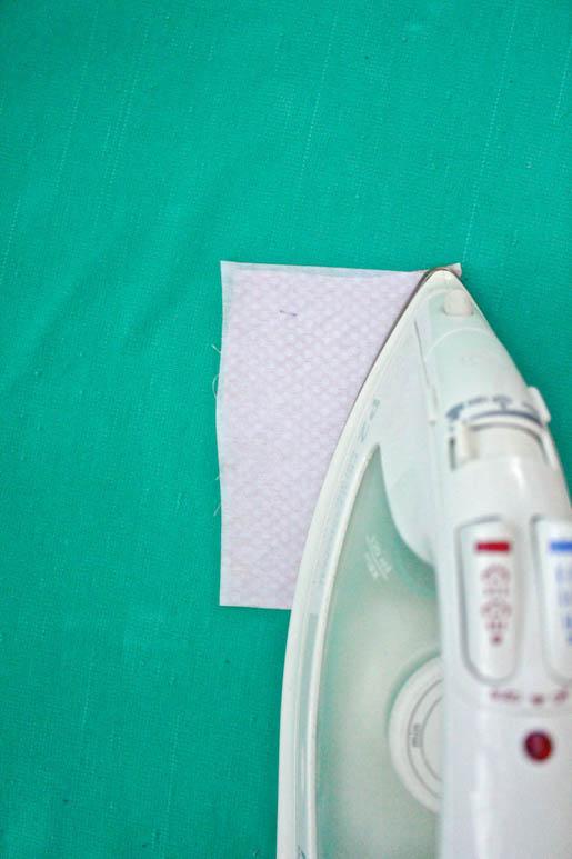 BERNINA Applique Dress Tutorial Step 4