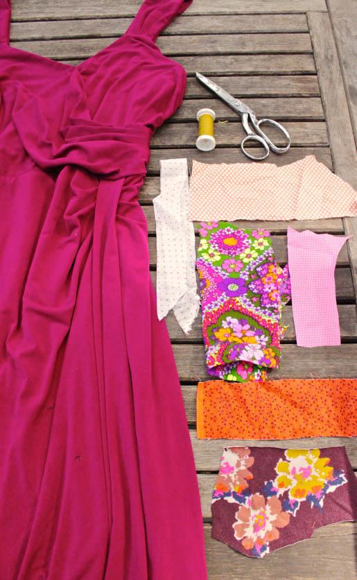 BERNINA Applique Dress Materials