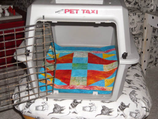 Help a Cat in Need with a Kennel Quilt image 2