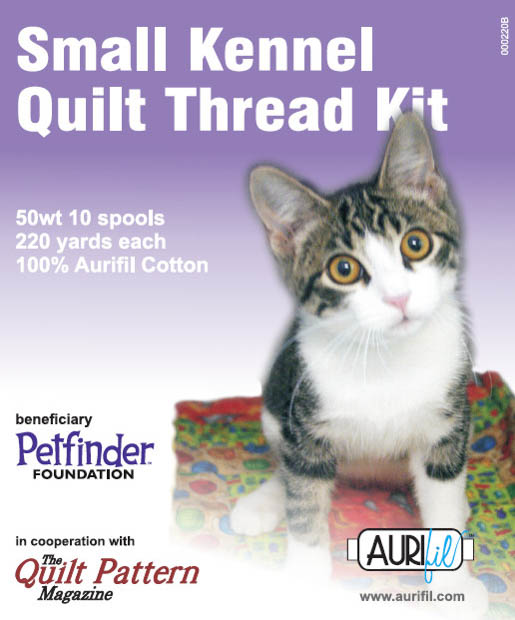 Help a Cat in Need with a Kennel Quilt image 5