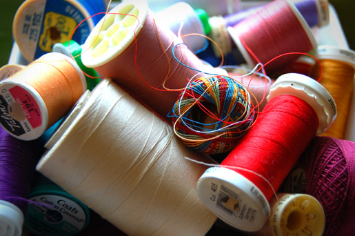 How to keep your thread stash organized