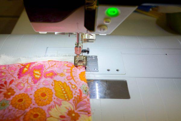 PomPom Scarf Sewing Tutorial-pivot