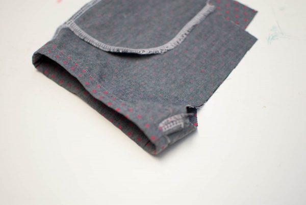 DIY Kids Shorts Series 1200 x 800 - Basic Shorts-hemming