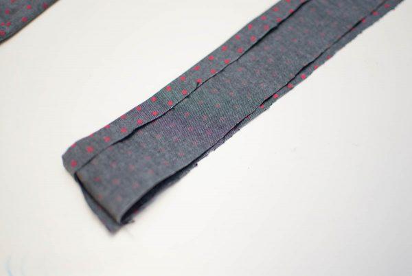 DIY Kids Shorts Series 1200 x 800 - Basic Shorts-Fold Edge of Waistband