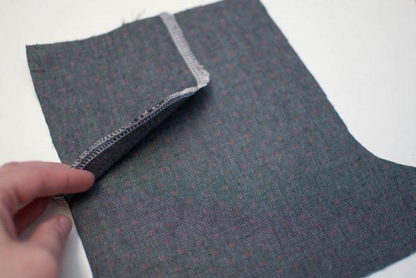 DIY Kids Shorts Series 1200 x 800 - Basic Shorts-Topstitch along the seam