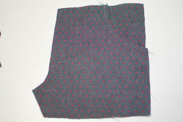 DIY Kids Shorts Series 1200 x 800 - Basic Shorts-finished front pocket