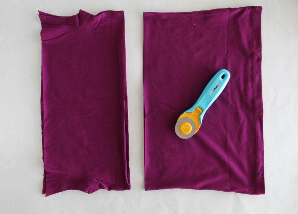 Fringe Skirt Sewing Tutorial-Measure