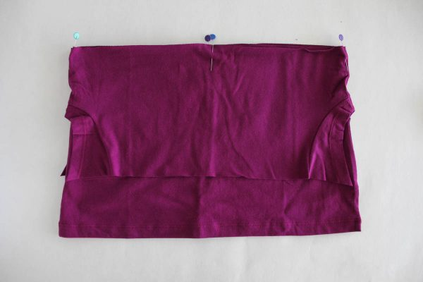 Fringe Skirt Sewing Tutorial-Matching Edges and Seams