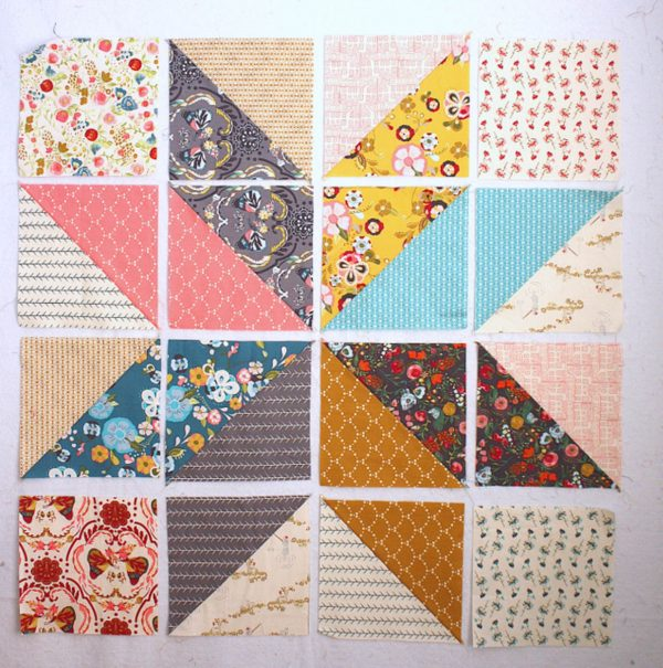 Lone Star Baby Quilt Quilt-Along Part I-Assembly