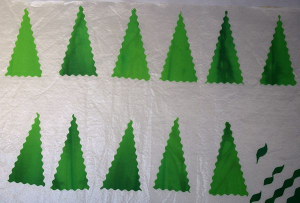 Peace Holiday Wall Hanging Tutorial