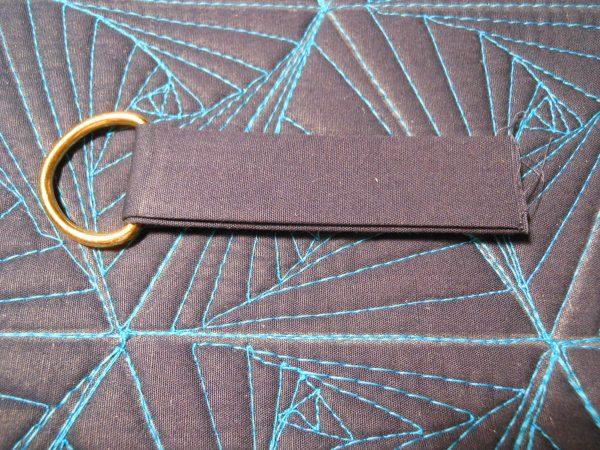 Pyramid Pouch Tutorial Create Binding Strip