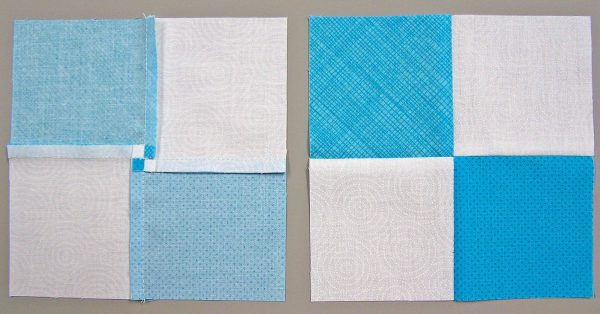 How to sew a summer breeze table runner
