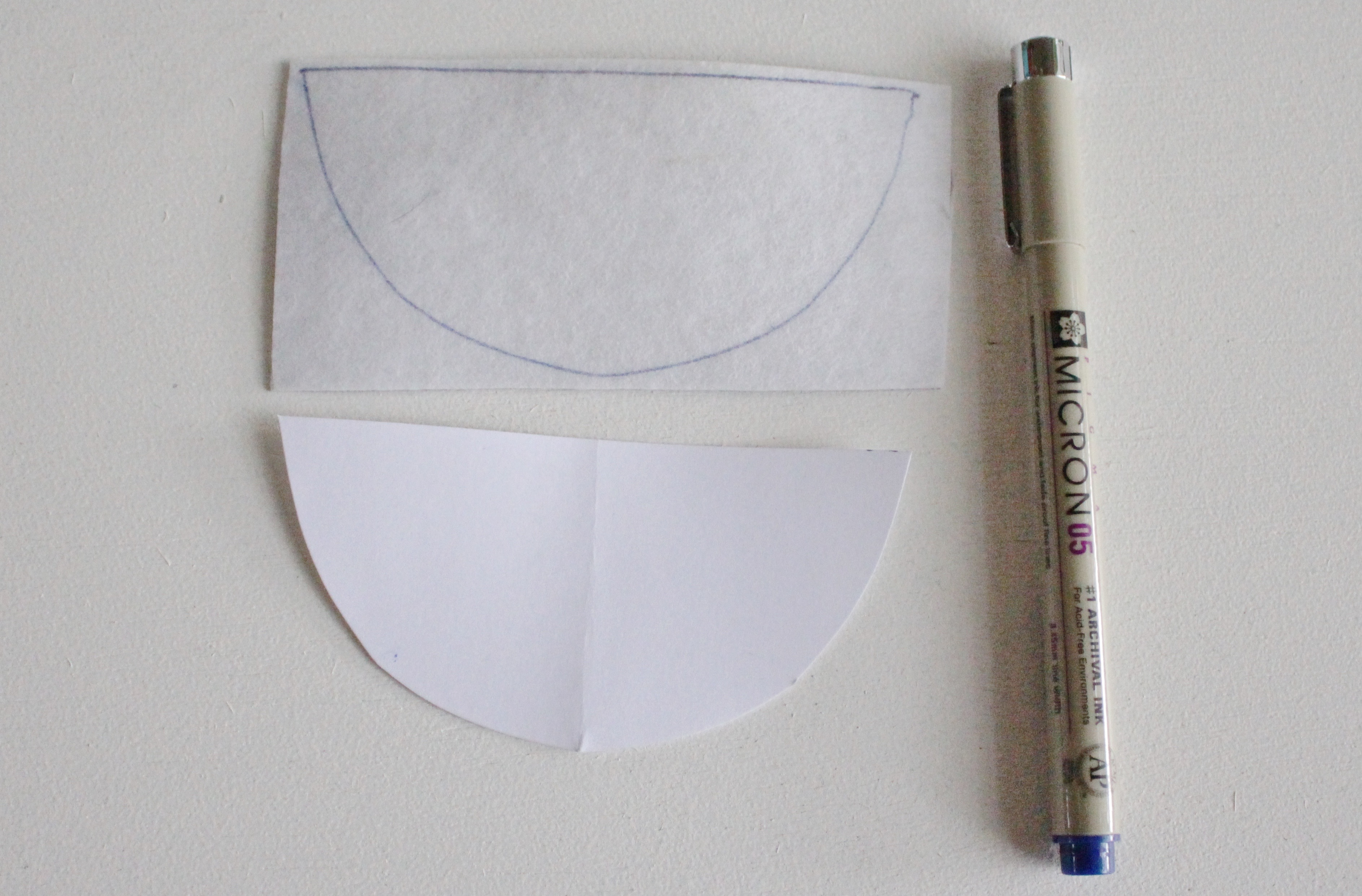 DIY Geometric Vinyl Necklace Tutorial Tutorial 1200 x 800 BERNINA WeAllSew Blog