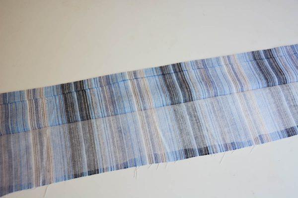 Midi Skirt Tutorial - Cut Interfacing