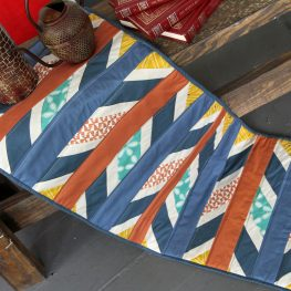 How to make an Artisan Table Runner