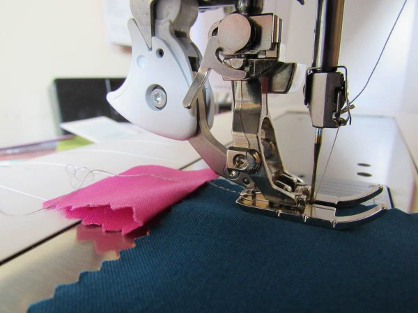 BERNINA Patchwork Foot 97D Tips - Dual Feed with Leader