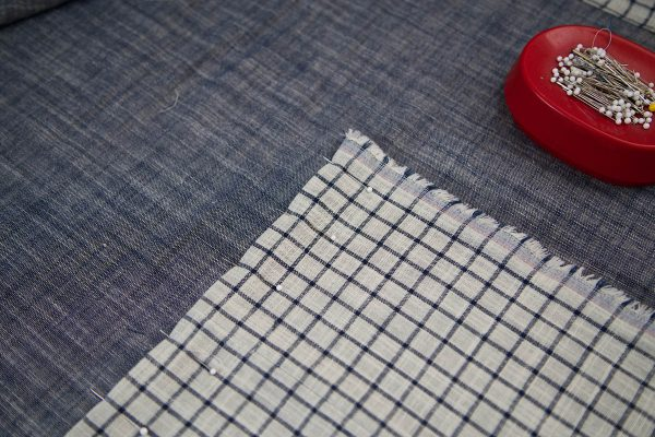 Garden Frock Tutorial - sewing the pockets