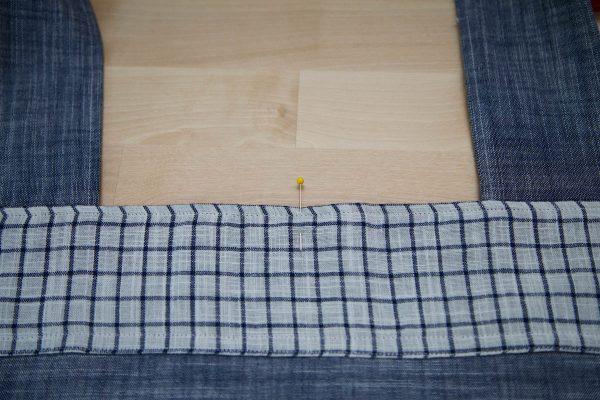 Garden Frock Tutorial - optional front tuck