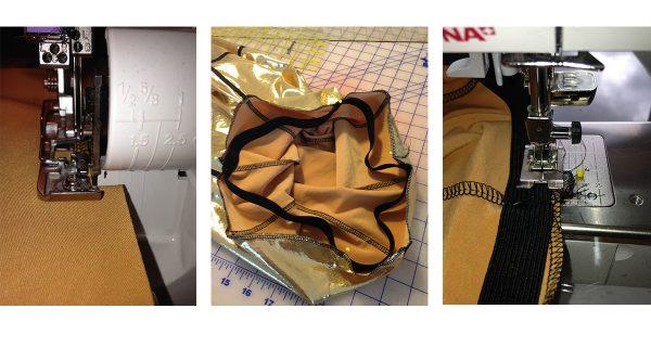 Leeloo Dalla's Multipass Costume- Pants Sewing