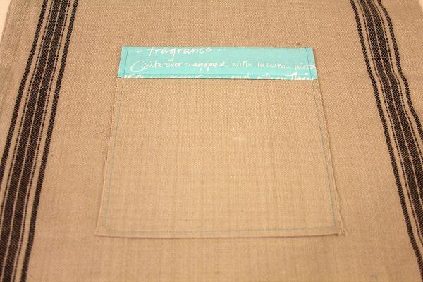 Rustic Tote Bag Tutorial from WeAllSew