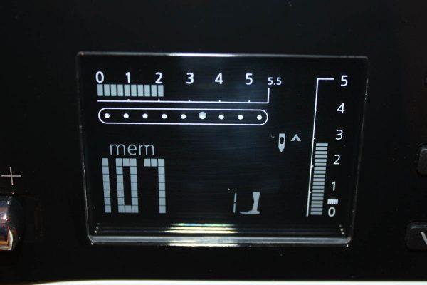 Tape Measure Stitch Tip - Blanket Stitch Settings