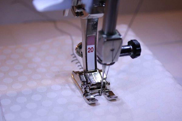 Tape Measure Stitch Tip - Practice Stitches