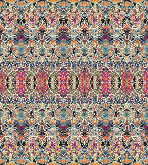 ChromaZone by Paula Nadelstern