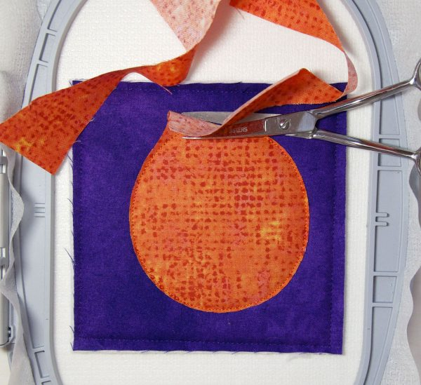 How to make a Halloween BOO wall hanging