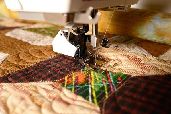 Natural Sewing Speed with the BERNINA Stitch Regulator
